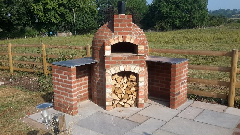 Wood Fired Pizza Ovens Outdoor Pizza Ovens Garden Pizza Oven