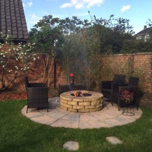 'Elements' Kit – Build your own fire pit