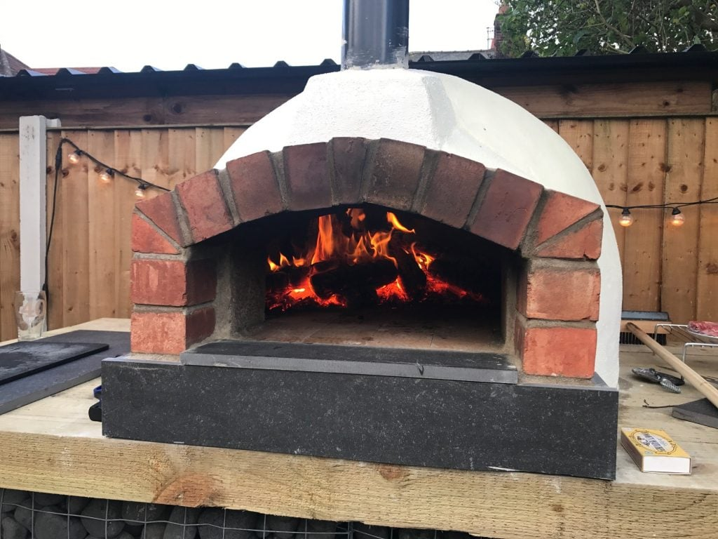 Wood Fired Pizza Ovens | Outdoor Pizza Ovens | Garden ...