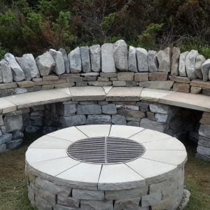 Fire Pit / Oven Installation